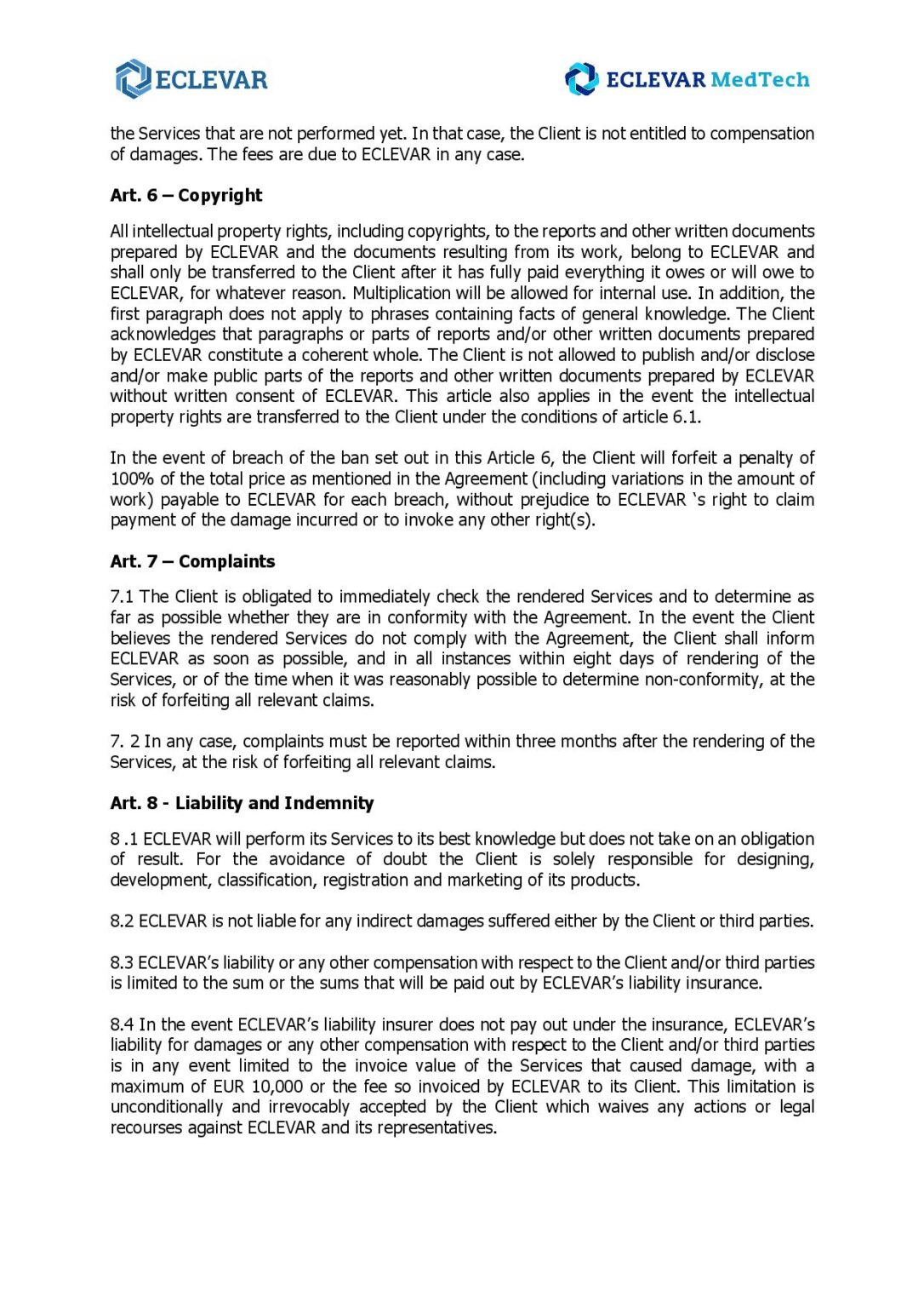 ECLEVAR GENERAL TERMS OF DELIVERY FINAL 21 08 2020_MedTech-page-003